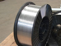 ZnAlCd alloy wire