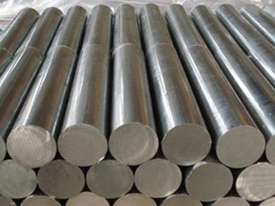 zinc rod, zinc bar