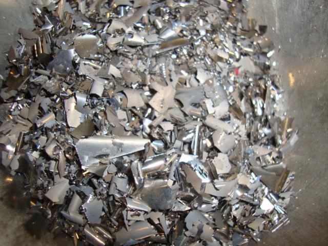 VD0571 Rhodium (Rh) Evaporation Materials