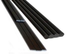 GR0879 Carbon fiber rods