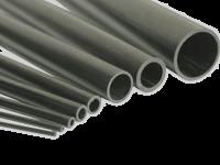 GR0886 Carbon fiber pultruded tubes