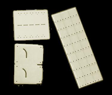NR0916 Aluminum Nitride Substrates