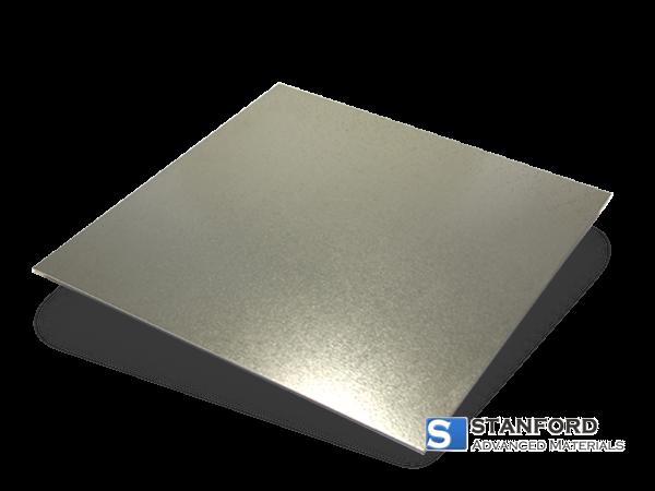 ZN0994 Zinc Metal Sheet / Zinc Foil / Zinc Ribbon