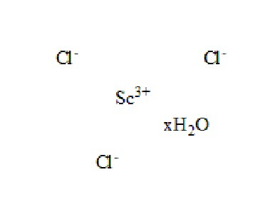 CL1020 Scandium Chloride (ScCl3•xH2O)