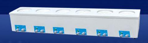 LAB1044 Multi-row Magnetic Stirring Heating Mantle