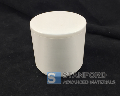 YSZ1163 100mL Yttria Stabilized Zirconia Jar with Lid