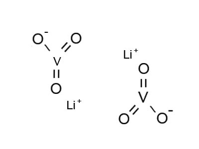 LM1299 Lithium Vanadate (LiVO3)