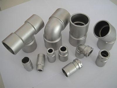 PC1318 Precision Casting (Exotic Metals)