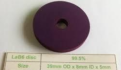 LA1410 Lanthanum Hexaboride (LaB6) Ring