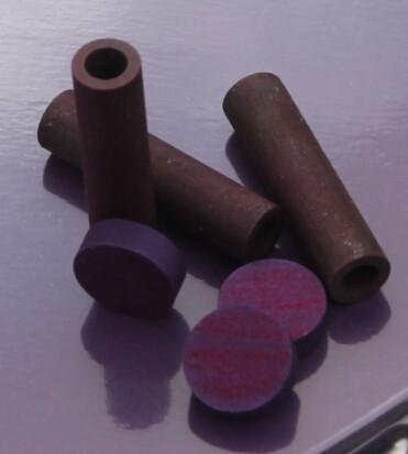 LA1413 Lanthanum Hexaboride (LaB6) Slab/Tablet