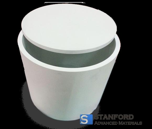 HBN1659 Hot Pressed Boron Nitride Crucible (H-BN Crucible)