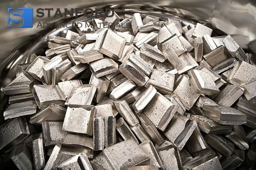 NK1665 Electrolytic Nickel Squares