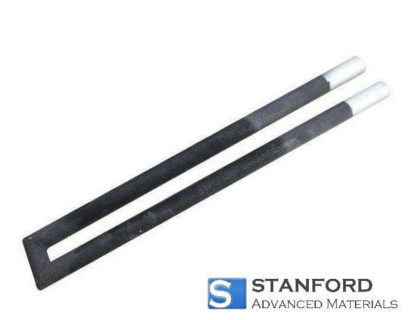 SC1765 U-shaped Silicon Carbon (SiC) Heating Rods