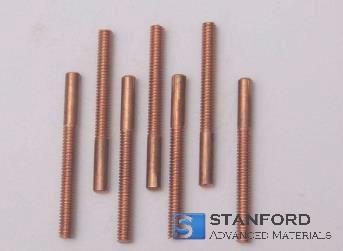 WM1781 Tungsten-Cooper (W-Cu) Electrodes