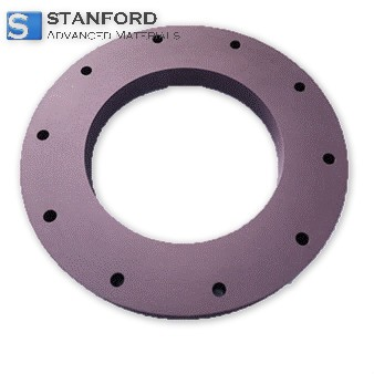 CE1850 Cerium Hexaboride Ceramic Part (CeB6 Ceramic Part)
