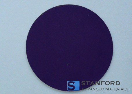 CE1857 Cerium Hexaboride Disc (CeB6 Disc)