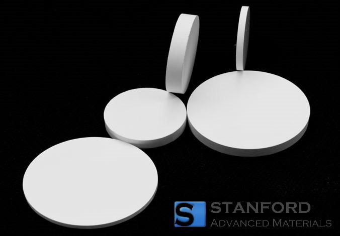 ZTA1876 Zirconia Toughened Alumina (ZTA) Ceramic Disc