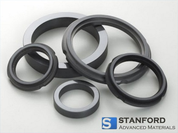 SC1941 Silicon Nitride Seal Rings