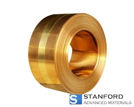 BE2042 Beryllium Copper Strip