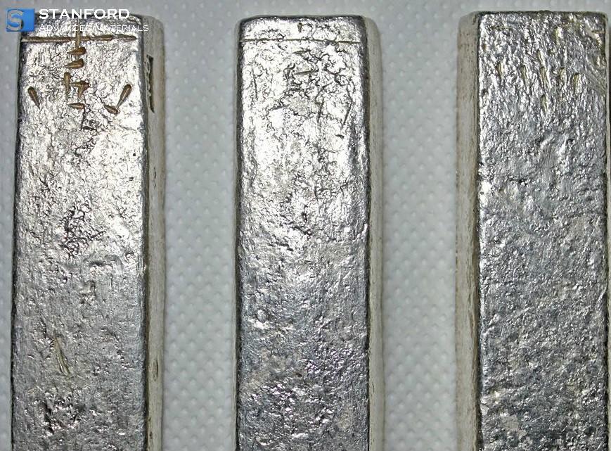 YM2053 Yttrium Nickel Alloy Ingots