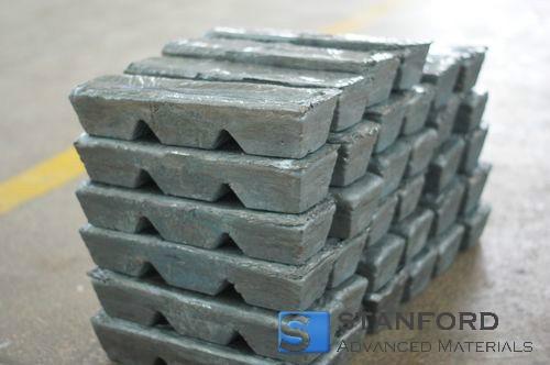 MW1397 Magnesium – Lanthanum (Mg-La) Master Alloy