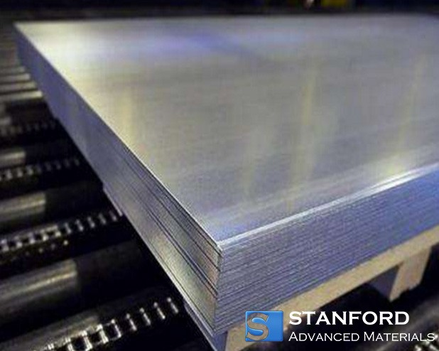 RE0434 Molybdenum Rhenium Alloy Sheet