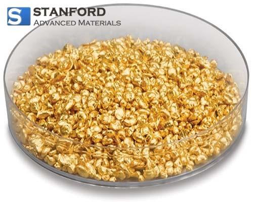 VD0550 Gold (Au) Evaporation Materials