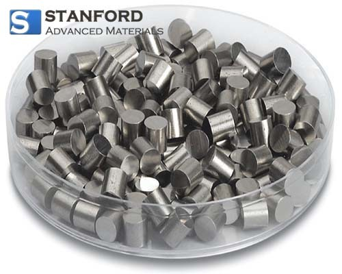 VD0555 Iridium (Ir) Evaporation Materials