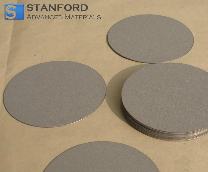 TM2201 Porous Titanium Disc