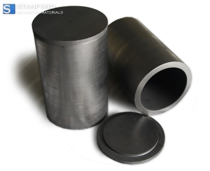 GR0191 Pyrolytic Graphite Crucible