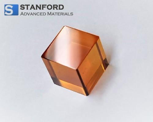 CY2252 Chrome-Doped Zinc Selenide Crystal (Cr:ZnSe)