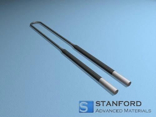 MU1760 U-shaped Molybdenum Disilicide(MoSi2) Heating Elements