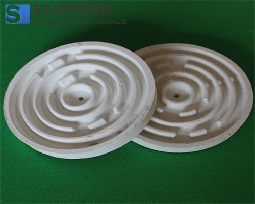 CC2290 Cordierite Ceramic Heating Parts