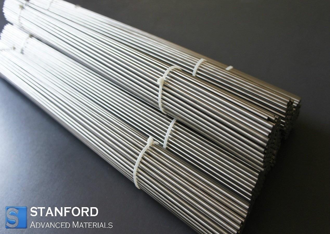 NT0401 Nitinol Wire & Nitinol Rod, Nickel Titanium