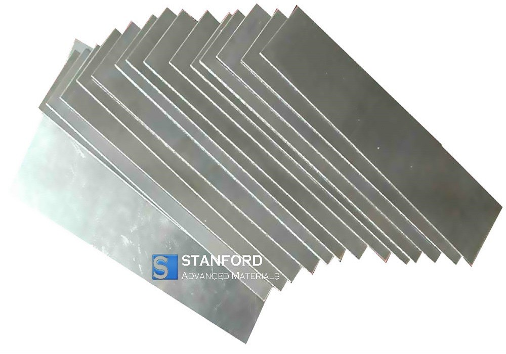 NT0403 Nitinol Sheet, Nickel Titanium Sheet