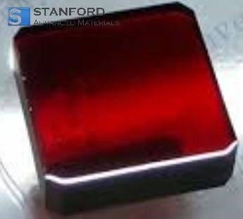 CY2461 Zinc Telluride ZnTe Single Crystal Substrate