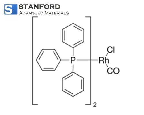 RH2493 Bis(triphenylphosphine)rhodium(I) Carbonyl Chloride Powder CAS 13938-94-8