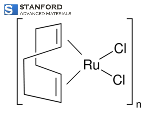 RU2496 (1,5-cyclooctadiene) Ruthenium Dichloride Powder CAS 50982-12-2