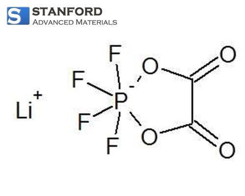 EA2503 Lithium Tetrafluoro Oxalato Phosphate (LTFOP) Powder CAS 521065-36-1