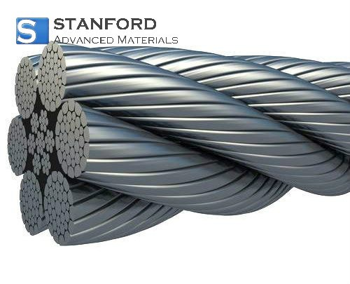 CR2509 304 Stainless Steel Wire Rope