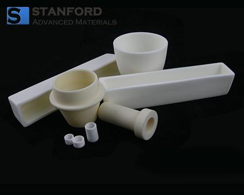 AC0925 Alumina Crucible, Al2O3 Ceramic