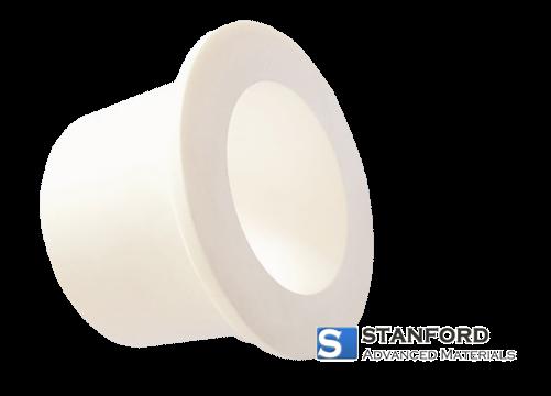 AC0980 Alumina Bushing, Al2O3 Ceramic
