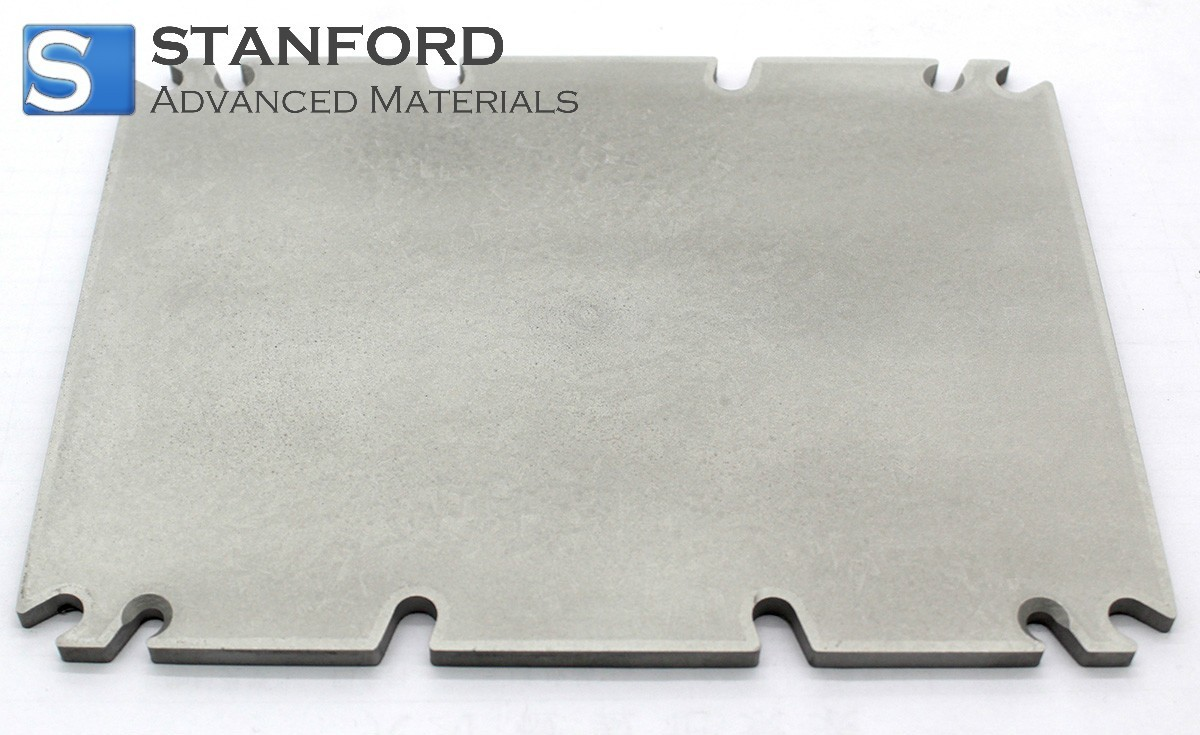 AL1885 AlSiC Aluminum Silicon Carbide IGBT Base Plate