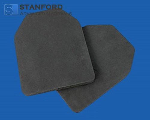 BC0913 Boron Carbide Bulletproof Plate