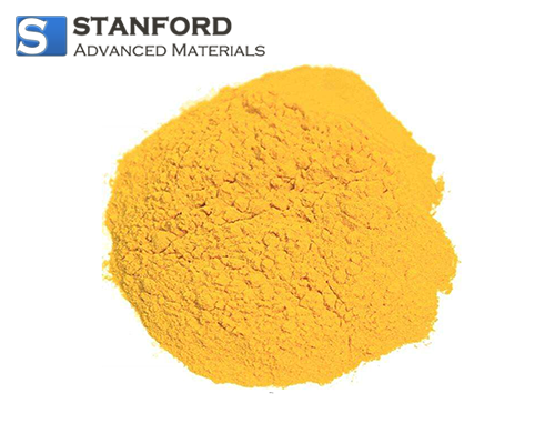LA2647 Lanthanum (III) Sulfide (La2S3) Powder (CAS 12031-49-1)