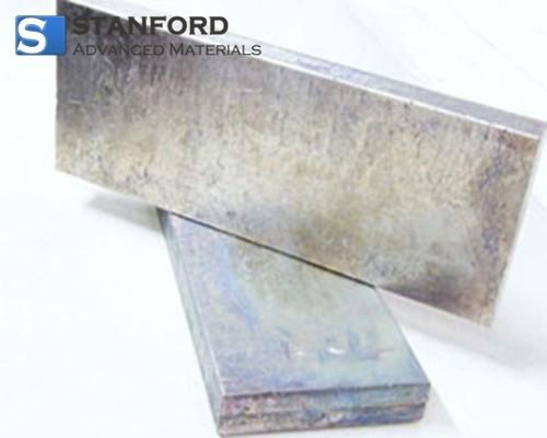 BS1296 Bismuth Metal Ingot (Bi Ingot)