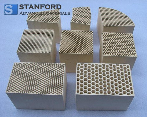 AC2691 Alumina Ceramic Honeycomb