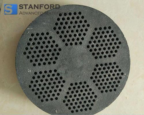 SC2693 Silicon Carbide Honeycomb