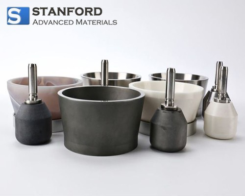 CA2750 Tungsten Carbide Mortar and Pestle