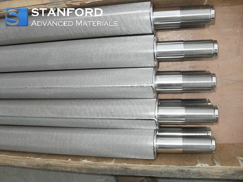 MF2783 Hastelloy Sintered Mesh